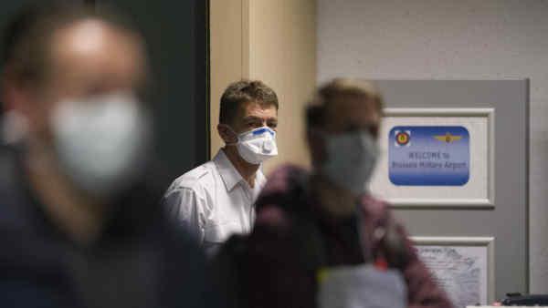 Перший випадок зараження коронавірусом виявили у Бельгії