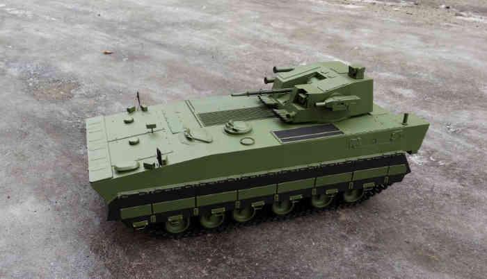 Міноборони припинило фінансування розробок нових видів бронетехніки