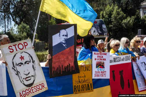 Кремль хоче капітуляції України: Путін очікує на «конкретний результат»