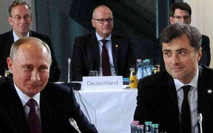 За Украину и Абхазию: Суркова могут умножить на ноль