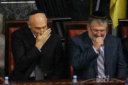 Подільник Коломойського Боголюбов через суд вимагає повернення 33,25% акцій ПриватБанку