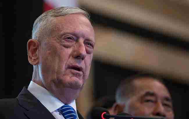 Глава Пентагону прокоментував агресію в РФ в Керченській протоці