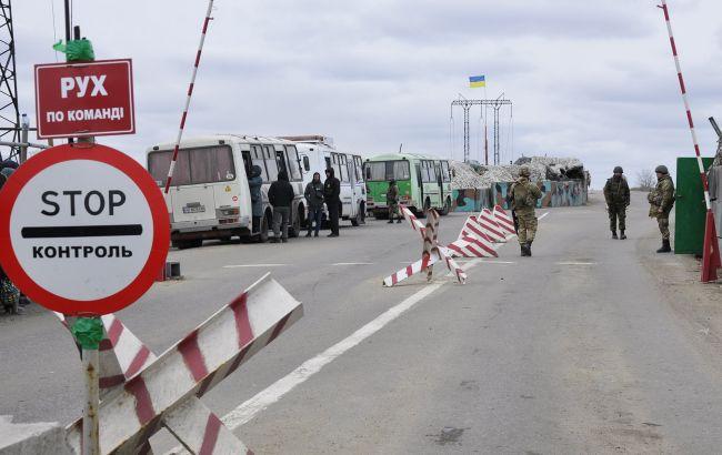 КПВВ на Донбасі відкриють наступного тижня