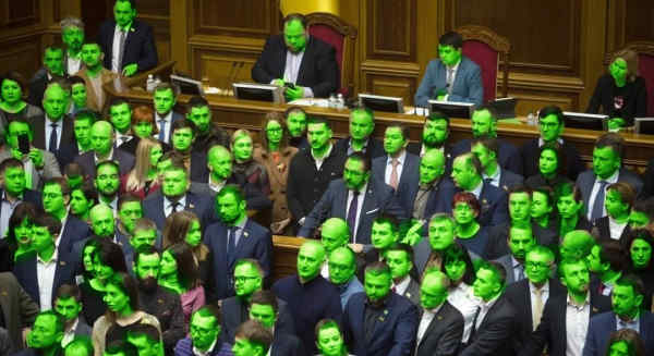 ЗЕ-рада ухвалила у першому читанні законопроєкт про референдум