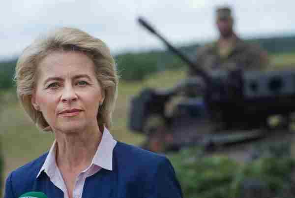 Наступниця Юнкера виступила за збереження санкцій проти РФ