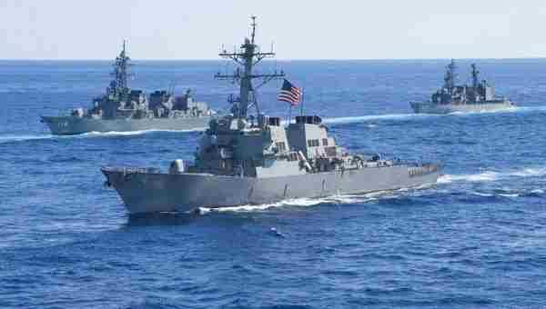 Керченский кризис под прицелом 6-го флота ВМС США