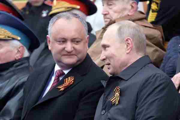 У Молдові готують відставку проросійського президента Додона