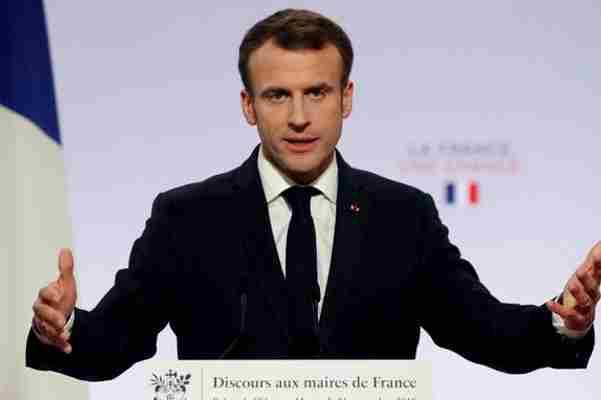 Президент Франції виступив за повний перегляд Шенгенської системи