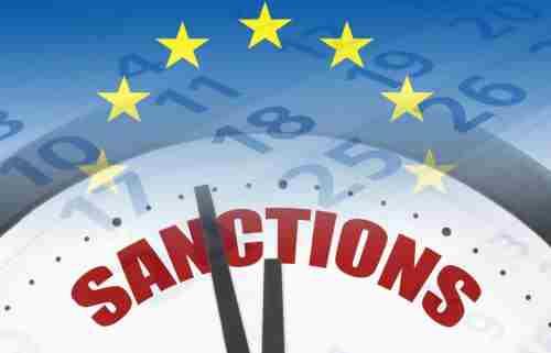 Посли ЄС погодилися продовжити ще на рік санкції, запроваджені за незаконну анексію Росією Криму