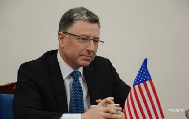 Україна не має йти на політичні компромісі в питанні реінтеграції Донбасу - Волкер