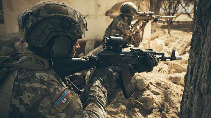 Азербайджан узяв під контроль шість сіл в Нагірному Карабасі