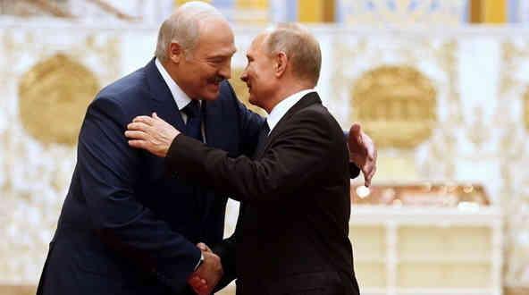 Аншлюс чи імітація від Лукашенка: що відбувається між Білоруссю та РФ