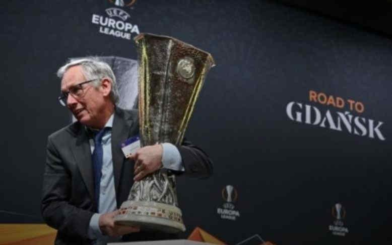 Матчі Ліги Європи скасували через коронавірус
