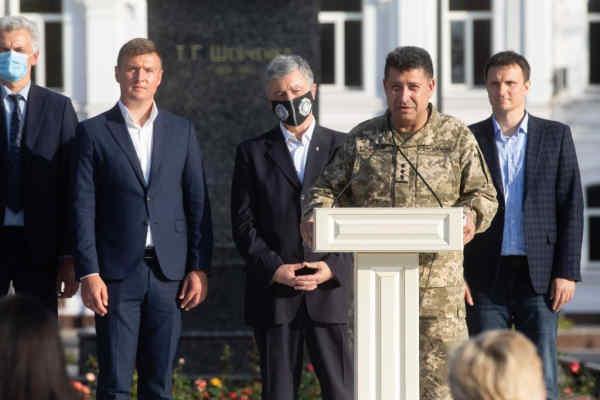 Полковника Ісмаілова, який очолив список