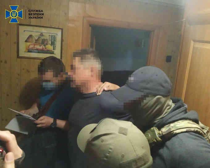 Контррозвідка СБУ затримала у Світлодарську агента