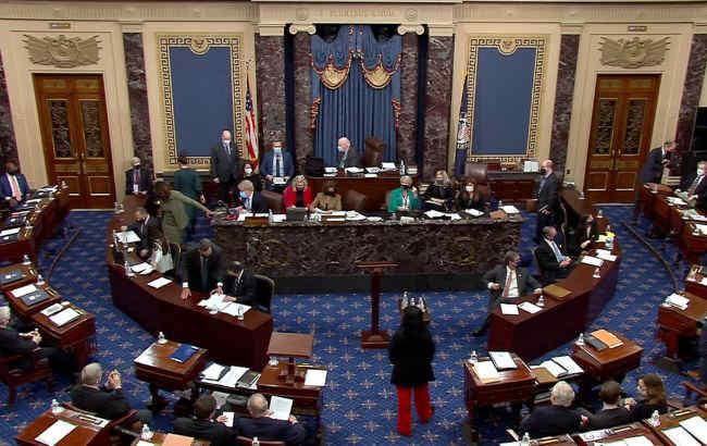 У Сенаті США відмовилися від допиту свідків по імпічменту Трампа