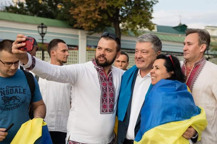 Порошенко: маємо забезпечити дотримання принципу «нічого про Україну без України»
