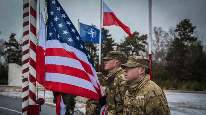 США спрямують до Польщі ще 1000 військових