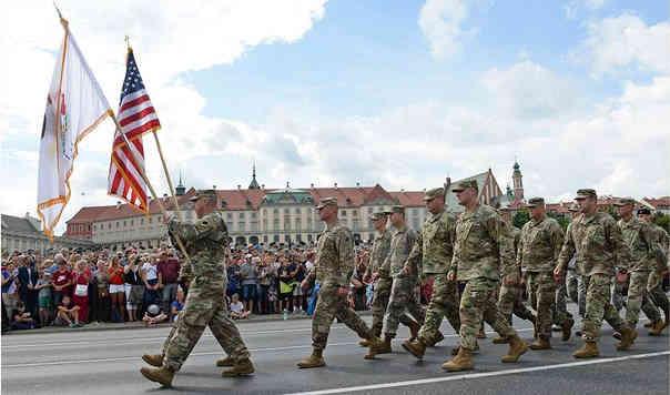 Польща і США домовилися про розміщення постійного військового контингенту