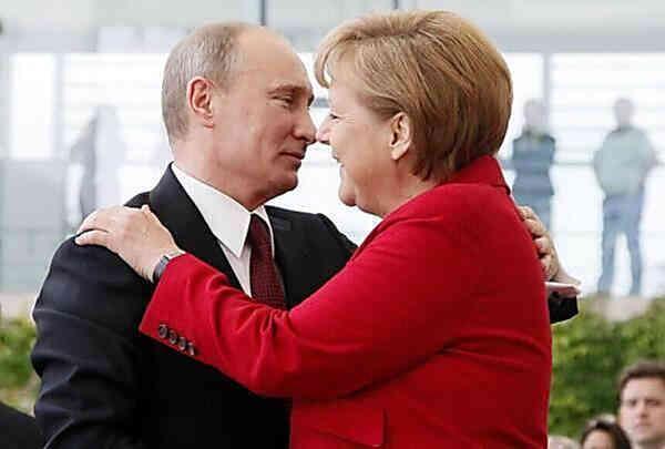 За колишньої комсомолки Меркель німці почали вважати ворогом Америку, а не Росію, - Райтшустер