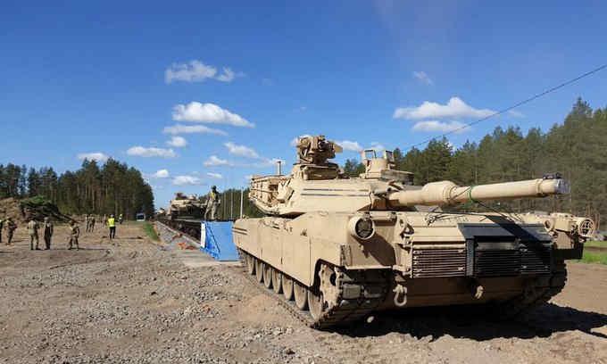 Війська США прибудуть на розширені навчання у Литву на тлі напруги з Білоруссю
