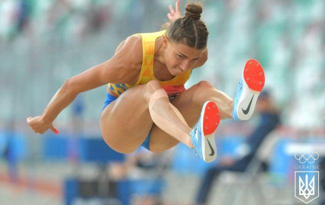 Українська легкоатлетка Бех-Романчук виграла четвертий турнір в сезоні