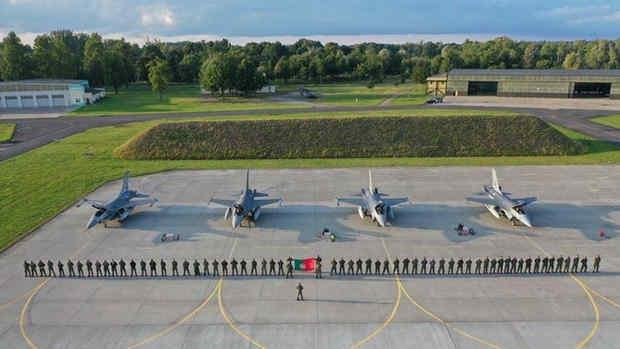 Португалія розмістила винищувачі в Польщі в рамках місії НАТО