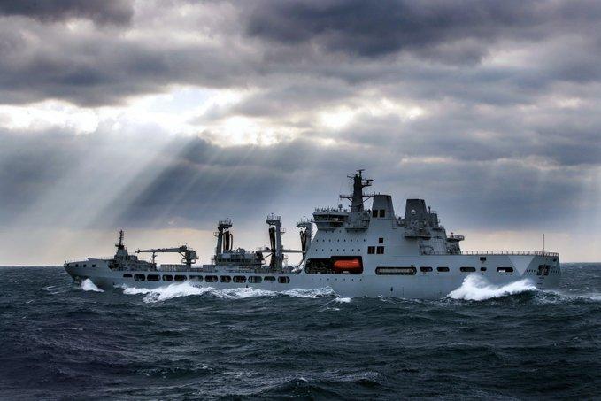Кілька країн НАТО проведуть морську операцію в Арктиці