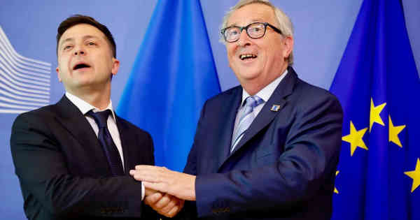 ЄС більше не в тренді: що змінилося у відносинах Києва та Брюсселя
