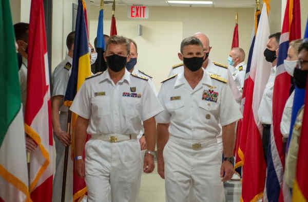 У США відкрили штаб нового командування НАТО, що опікуватиметься регіоном можливого протистояння з Росією на морі