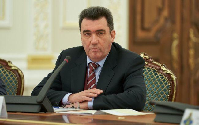Данілов про війну на Донбасі: не домовимося мирно, вдамося до інших рішень