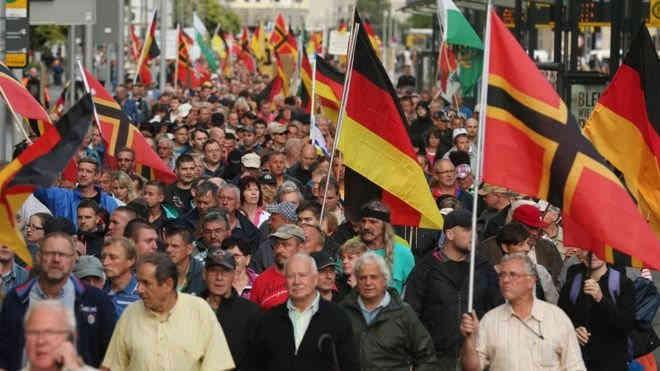 Німецьке місто Дрезден оголосило