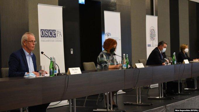 В ОБСЄ не мають значних зауважень до виборів у Грузії, на яких програв блок Саакашвілі