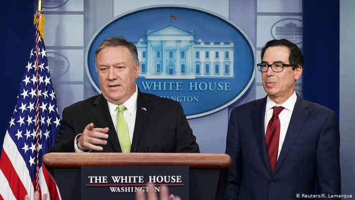 США розкрили деталі нових посилених санкцій проти Ірану