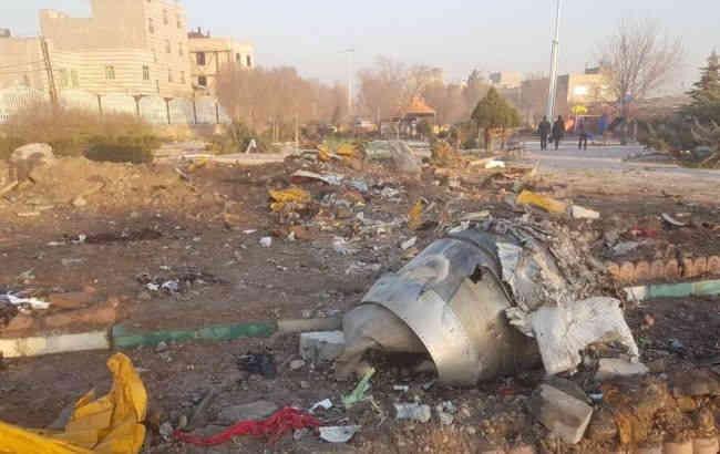 Військові Ірану приховували атаку на український літак, - NYT