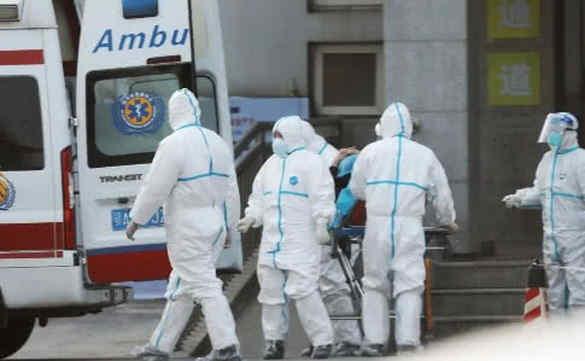 Кількість жертв коронавірусу в Китаї перевищила 300 осіб