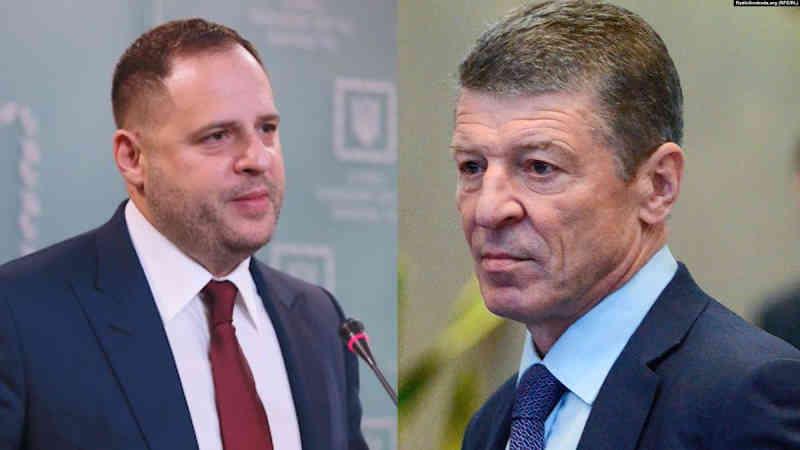 Навстречу выборам в ОРДЛО. Как Ермак продолжает выполнять план Козака по Донбассу