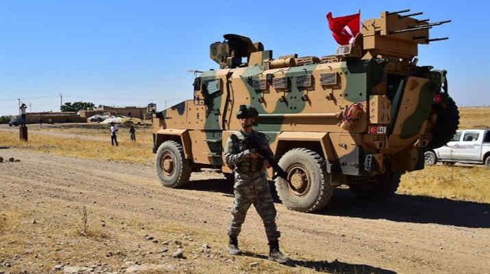 США готові надати Туреччині боєприпаси для операції в Сирії