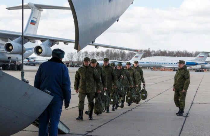 80% російської допомоги Італії марні для боротьби з COVID-19 - La Stampa