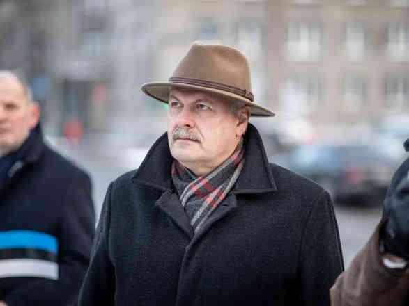 Спікер парламенту Естонії вважає договір про кордон з РФ таким, що суперечить конституції