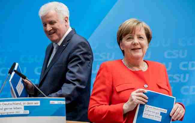 Меркель пішла з посту глави своєї партії