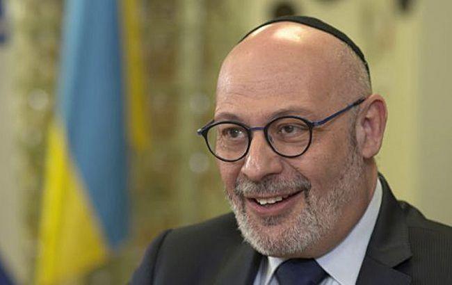 Україні потрібно закріпити визначення антисемітизму в законодавстві, - посол Ізраїлю