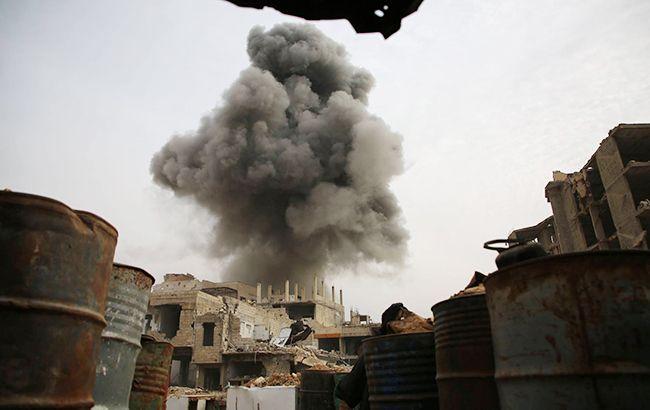 У Сирії літаки воєнного злочинця Путіна завдали удар по школі