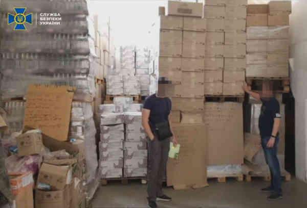 СБУ викрила низку вітчизняних експортерів на фінансуванні терористів