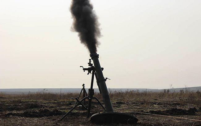 Російські окупанти на Донбасі відпрацьовують активні наступальні дії