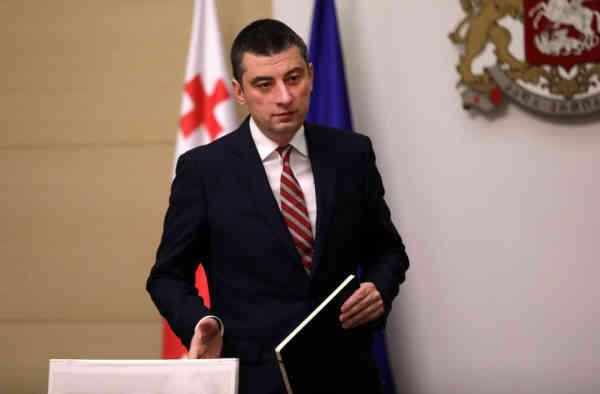 Прем'єр Грузії розказав про дії у відповідь на призначення Саакашвілі