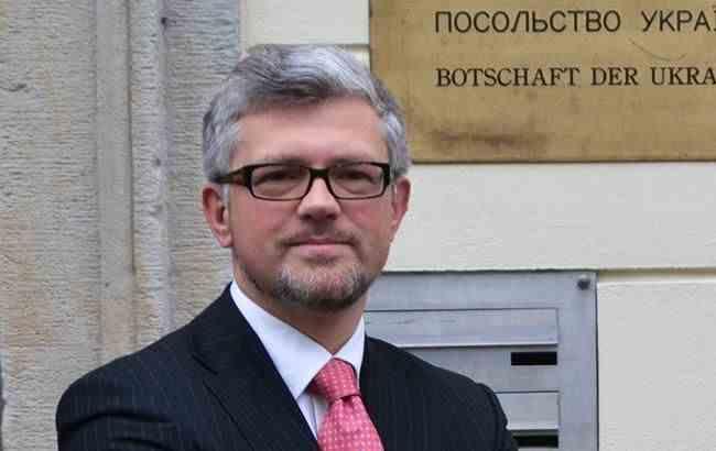 Посол України в ФРН Мельник відмовився від запрошення мера Берліна на захід через участь російського посла