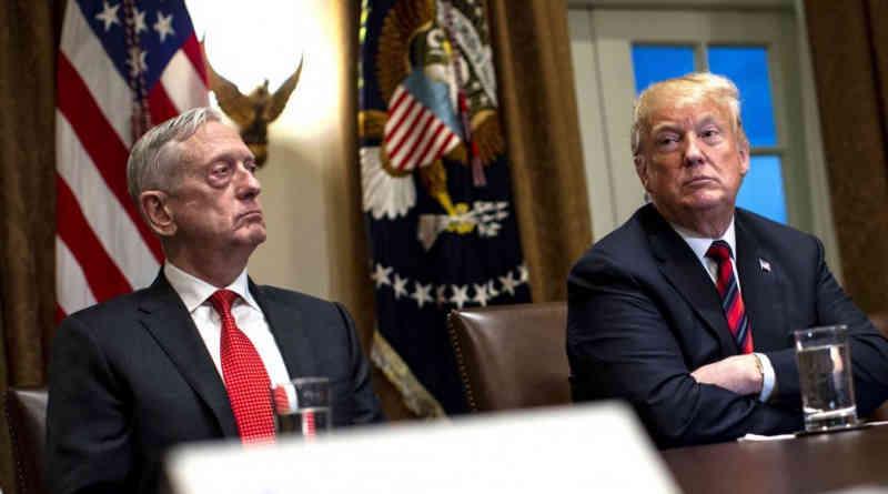 На Трампа напал Бешеный Пес. Вернется ли генерал Мэттис в Пентагон?