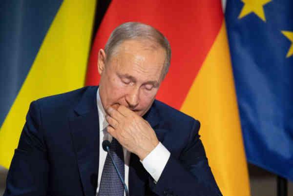Черная неделя для кремлевского наногения
