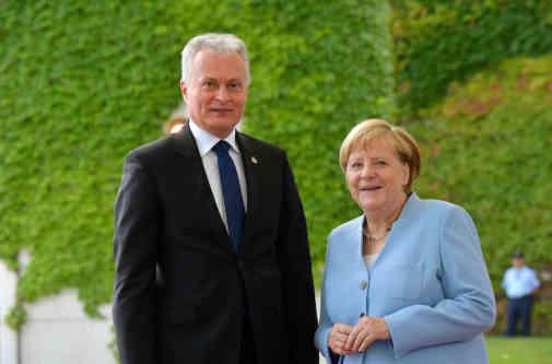 Литва і Німеччина: